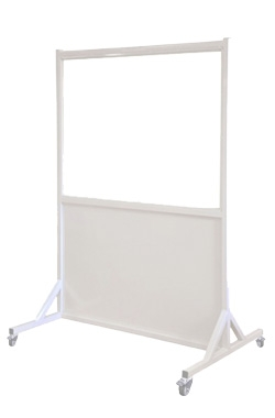 Mobile Lead Barrier 76