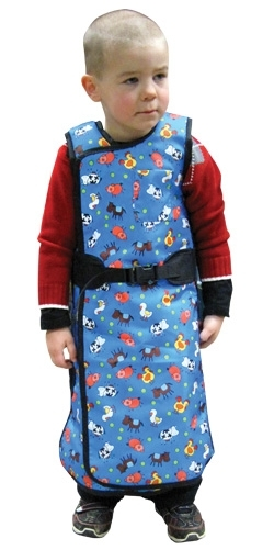 Pediatric Wrap Around Apron