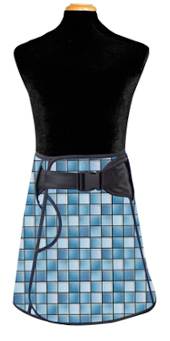 Standard Skirt with Wide Belt