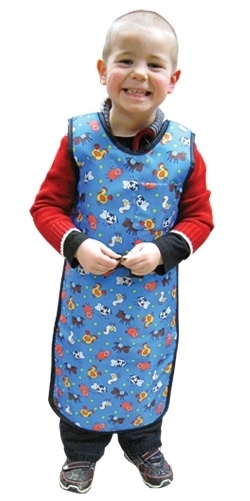 Pediatric Frontal Apron Set of 3